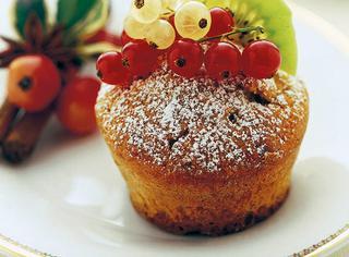 Muffin con le spezie e lo yogurt
