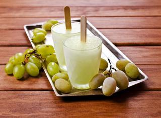 Ricetta Ghiacciolo con uva