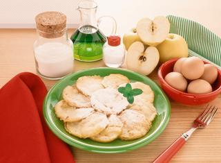 Ricetta Fritelle di mele