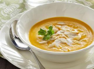 Ricetta Crema di carote al curry