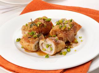 Ricetta Involtini di pollo al Marsala