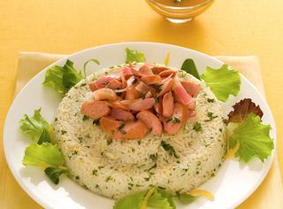 Anello di riso freddo
