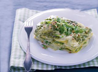 Lasagne arricchite