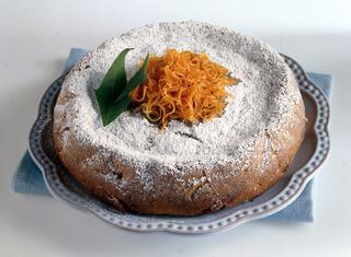 Ricetta Torta soffice di carote