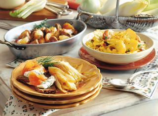 Ricetta Indivia belga caramellata