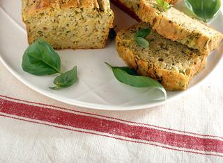 Ricetta Pane di zucchine