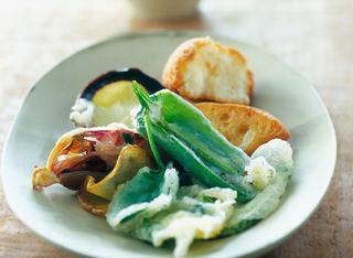 Ricetta Fritto misto di verdure