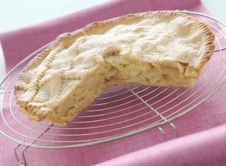 Apple pie all'americana
