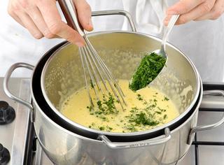 Zabaione salato: sapore antico