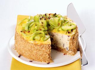 Ricetta Cheesecake di ricotta