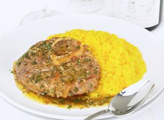 Ricetta Ossobuco con risotto