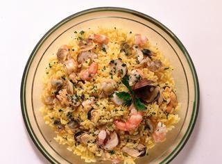Ricetta Insalata di riso mare e monti