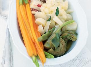 Ricetta Mix di verdure al vapore