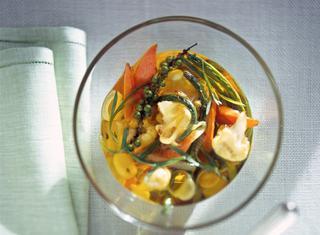 Carpione di verdure