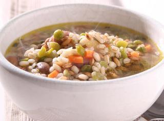 Ricetta Zuppa di cereali e legumi