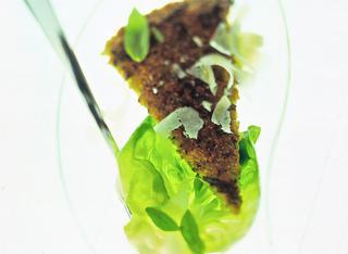 Ricetta Torta verde di sedano