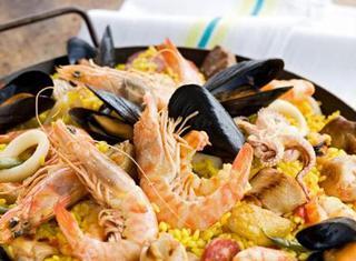 Ricetta Paella piccante alla valenciana
