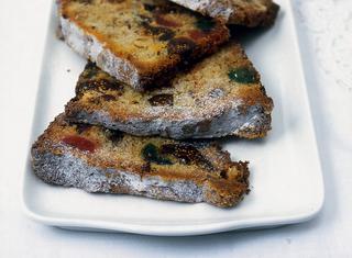 Ricetta Plum cake ricco