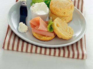 Potato scones (Gran Bretagna)
