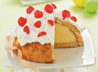Ricetta Torta delizia al limoncello