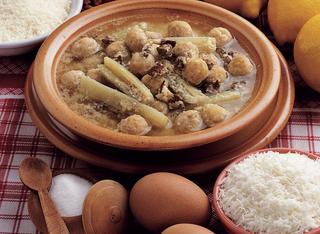Ricetta Brodo di carne e polpettine