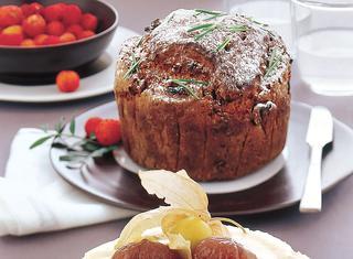 Cheese cake al marron glacé