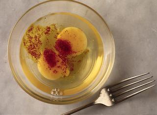 Pasta gialla allo zafferano