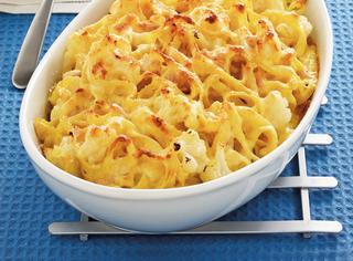 Ricetta Pasta e cavolfiore al forno