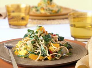 Noodles alle verdure (Sri Lanka)