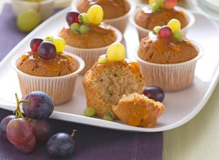 Muffin light con farina integrale