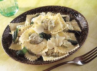 Ricetta I ravioli con ricotta e spinaci