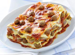 Ricetta Lasagne con polpettine alla napoletana