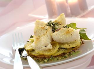 Ricetta Tortini di merluzzo con patate