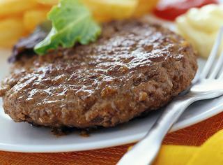 Ricetta Hamburger con patatine fritte