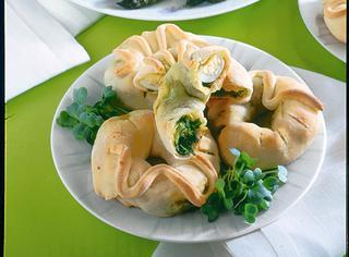 Ciambelline con zucchine e uova