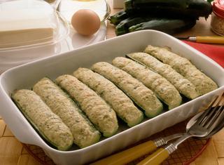 Ricetta Zucchine la tonno