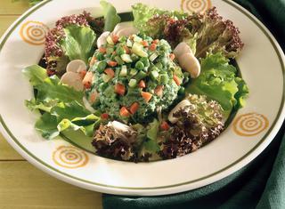 Ricetta Tartare di verdure miste