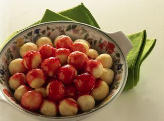 Gnocchetti dolci