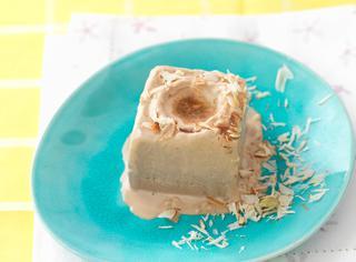 Ricetta Mousse gelata di ricotta e caffé