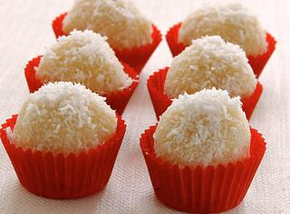 Ricetta Palline dolci al cocco