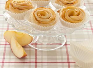 Ricetta Roselline di mele