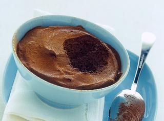 Doppia mousse di cioccolato