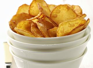 Chips classiche di patate