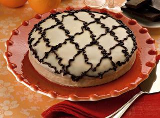Ricetta Torta arancia e cioccolato