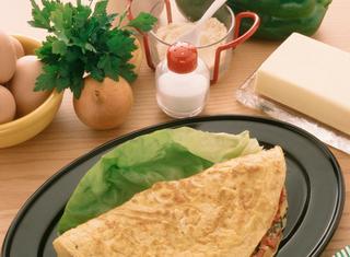 Omelette saporita