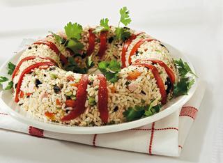 Ricetta: riso freddo e peperoni