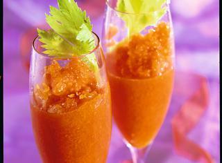 Ricetta: sorbetto di carote