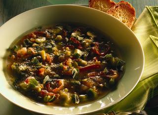 Come preparare la minestra di lattuga