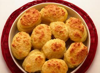 Ricetta: soufflè di patate