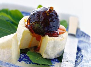 Ricette di formaggio e fichi